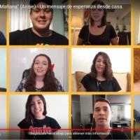 VIDEO: SPOTLIGHT FOUNDATION Mexico env?a un mensaje de esperanza para un mejor MA?ANA Photo
