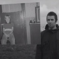 Liam Gallagher Shares Single 'One of Us' Photo