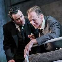 BWW Review: THE DUMB WAITER, Old Vic: In Camera Photo