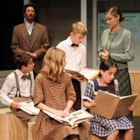 BWW Review: Children Lead Innovocative Theatre's THE HUNDRED DRESSES at Stageworks -  Photo