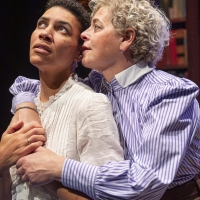 BWW Review: BULL IN A CHINA SHOP at Aurora Theatre Dramatizes the Love Letters of Wom Photo