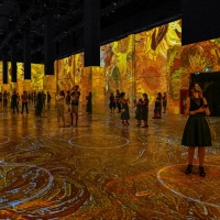 Construction Delays Force IMMERSIVE VAN GOGH To Push Opening to September 15 on the L Photo