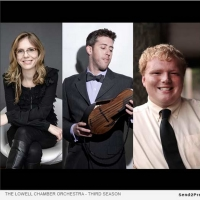 Lowell Chamber Orchestra to Open Third Season With Cosmic Works by Anna Clyne, Micah Rober Photo