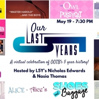 Nasia Thomas and Nicholas Edwards to Host Virtual Celebration of THE LAST FIVE YEARS Photo