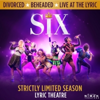 VIDEO: SIX Returns to the West End This Weekend! Photo
