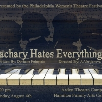 Reading of ZACHARY HATES EVERYTHING Comes to Arden Theatre Company's Hamilton Family  Photo