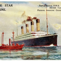South Street Seaport Museum Presents 'Beyond Titanic: Travel And Immigration In The  Photo