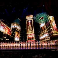 Whoopi Goldberg, Josh Groban, John Legend, Jenna Dewan and More Join Radio City Rockettes Photo