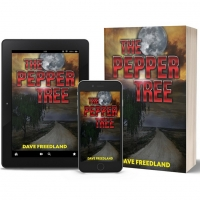 Dave Freedland Releases Mystery Thriller THE PEPPER TREE Photo