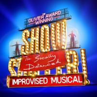 Experience the World Premiere of SHOWSTOPPER! THE (SOCIALLY DISTANCED) IMPROVISED MUS Photo