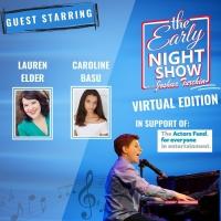 VIDEO: Lauren Elder and Caroline Basu JoinJoshua Turchin's THE EARLY NIGHT SHOW Photo