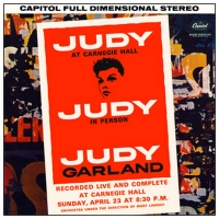 Avid Group to Release Remastered JUDY at CARNEGIE HALL Album in 2022 Photo