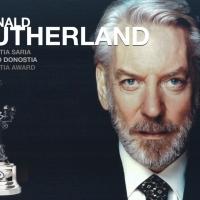 The San Sebastian Film Festival to Honor Donald Sutherland