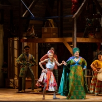 BWW Review: ONCE ON THIS ISLAND at Pioneer Theatre Company is Colorfully Creative Photo
