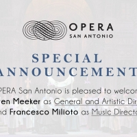 OPERA San Antonio Appoints New General and Artistic Director & Music Director Photo