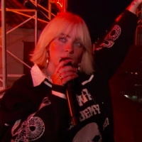 VIDEO: Billie Eilish Performs 'Happier Than Ever' on JIMMY KIMMEL LIVE Photo