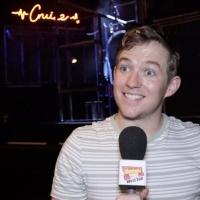 VIDEO: Jack Holden Talks CRUISE Ahead of Opening Night! Photo