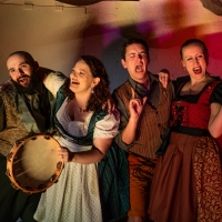 BWW Review: GHOST QUARTET at ART4 Photo