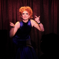 BWW Review: Fabulous PHOEBE JEEBIES Breaks New Ground With DRAG THERAPY at Don't Tell Photo