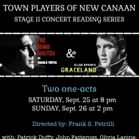 BWW Interview: FRANK S. PETRILLI of THE DUMB WAITER & GRACELAND at TOWN PLAYERS Photos
