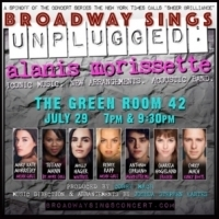 Antonio Cipriano, Mary Kate Morrissey, Renee Rapp And More Set For BROADWAY SINGS ALANIS: UNPLUGGED