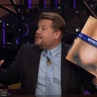 VIDEO: James Corden Tries to Bring Back 'Celebrity Noses' Bit on THE LATE LATE SHOW