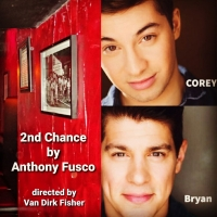 THE JOCUNDA FESTIVAL Presents Virtual Play Reading of 2ND CHANCE, An LGBT One Act Dra Photo