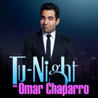 EstrellaTV To Premiere TU NIGHT CON OMAR CHAPARRO Photo