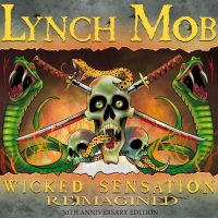 Lynch Mob Release New Single 'Wicked Sensation (Reimagined)' Photo
