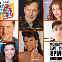 BWW Previews: Tony Award Nominee Christopher Sieber Joins 9/14 Pajama Cast Party Photo