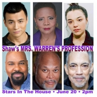 Tonya Pinkins, James Monroe Iglehart and More to Star in MRS. WARREN'S PROFESSION Pre Photo