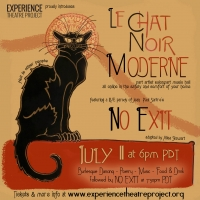 Experience Theatre Project Introduces Le Chat Noir Moderne Featuring Jean-Paul Sartre Photo