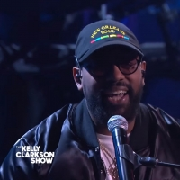 VIDEO: PJ Morton Performs 'Ready' For THE KELLY CLARKSON SHOW