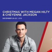BWW Review: CHRISTMAS WITH CHEYENNE JACKSON AND MEGAN HILTY Throw a Festive Get Toget Photo