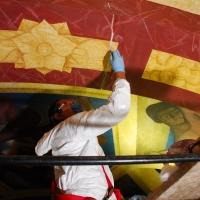 Restaura INBAL patrimonio artístico afectado por sismos de 2017 Photo