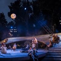 BWW Review: CAROUSEL, Regent's Park Open Air Theatre Photo
