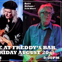 Guitarists From Brooklyn Beat Rock Scene Return to Borough For Double-Header Gig at Freddy's