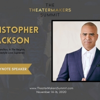 Christopher Jackson, Alan Menken and More Set for Virtual TheaterMakers Summit Photo