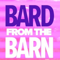 BARD FROM THE BARN Series 2 to Feature Natasha Barnes, Nathan Amzi, Mark Peachey and  Photo
