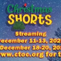 CHRISTMAS SHORTS By the Children's Theatre Of Charleston Begins Streaming, December 1 Interview