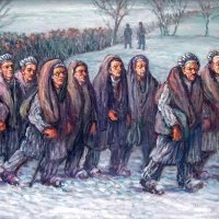 DAVID FRIEDMAN: PAINTING TO TESTIFY Announced At The Morris Museum, 12/19