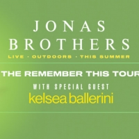 Jonas Brothers Announce 'Remember This' Tour Photo