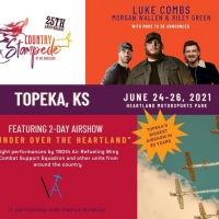 Country Stampede Returns For 25th Year June 2021 Photo