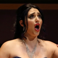 AVA Hosts Evening Of Singing And Vocal Fireworks At Bel Canto Competition Photo