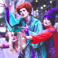 Jay Armstrong Johnson Brings I PUT A SPELL ON YOU: THE RETURN OF THE SANDERSON SISTERS to (le) Poisson Rouge