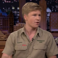 VIDEO: Robert Irwin Stopped By THE TONIGHT SHOW. Watch the Clip Here!