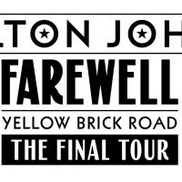 Elton John's 2022 Tour Dates; Return of 'Farewell Yellow Brick Road' Tour Photo