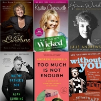 Broadway Books: 10 Memoirs to Read While Staying Inside! Photo