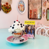 SERENDIPITY3 Commemorates the Return of Broadway with 'Waitress' Inspired Sundae Photo