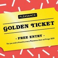 The Pleasance Theatre Trust Launches Golden Ticket Raffle Photo
